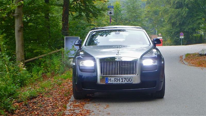 P1020625 Wir testeten den Rolls Royce Ghost