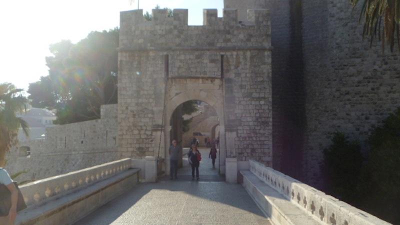P1020849 Dubrovnik ist immer einen Besuch wert