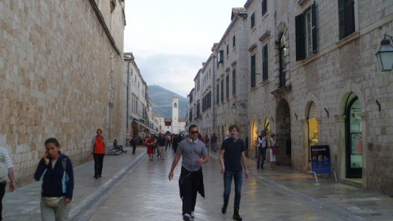 P1020853 Dubrovnik ist immer einen Besuch wert