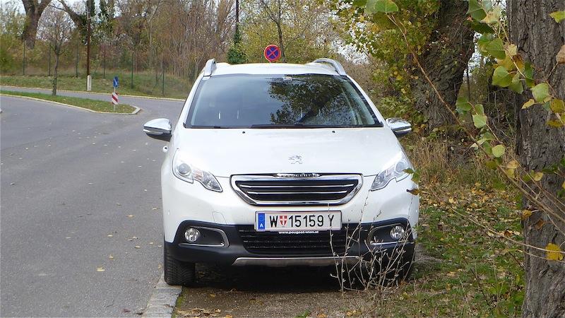 P1020918 Der Peugeot 2008 Crossover im Test