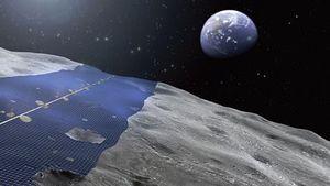 Japanische Firma will Mond zu Solarpark machen