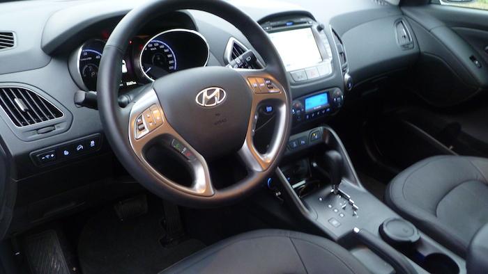 P1020954 Test Hyundai IX 35 mit Automatik Getriebe