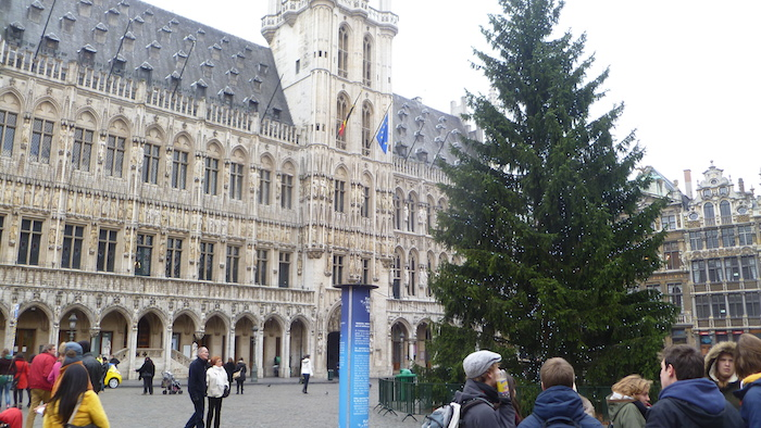 P1020961 Brüssel eine Stadt mit Charme und viel mehr