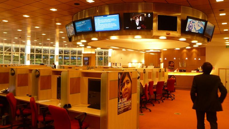P1020976 Was wissen Sie über das Europäische Parlament?