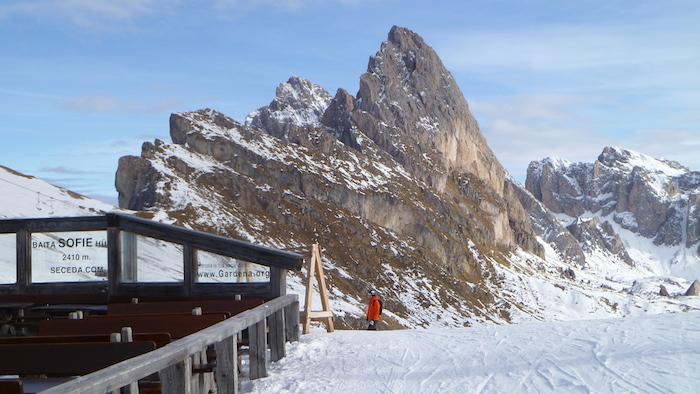 P1030025 Wir besuchten das Grödnertal und seine Bergwelt