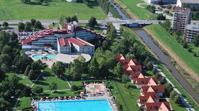 hotel lipa1 Einige Wohlfühltage in der Therme Lendava
