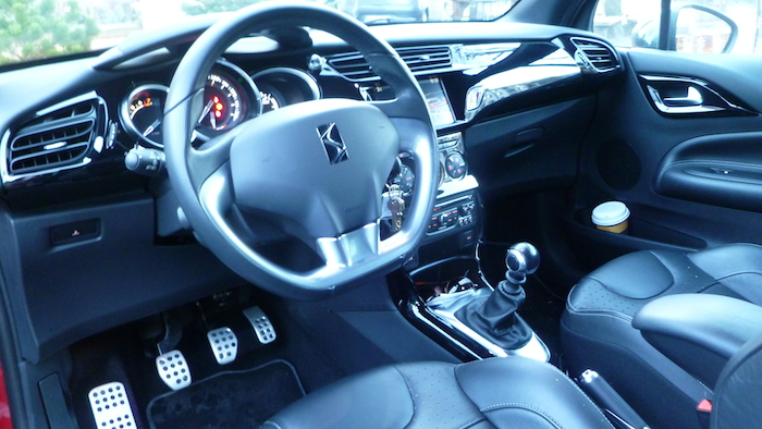 P1030042 Citroen DS3 Cabrio im Test