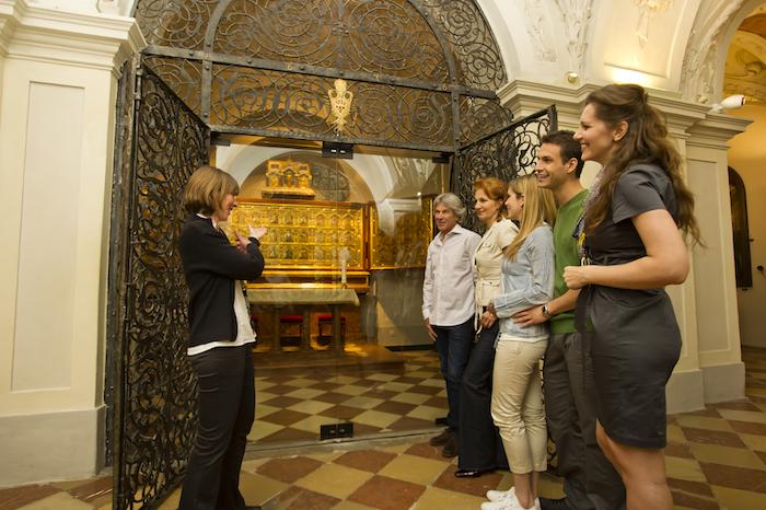 Verduner Altar ©RitaNewman 900 Jahre Stift Klosterneuburg