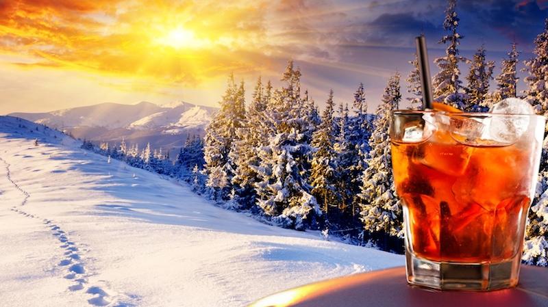 2014 hochkoenig sundowner1 Ein Winterurlaub am Hochkönig gibt neue Kraft