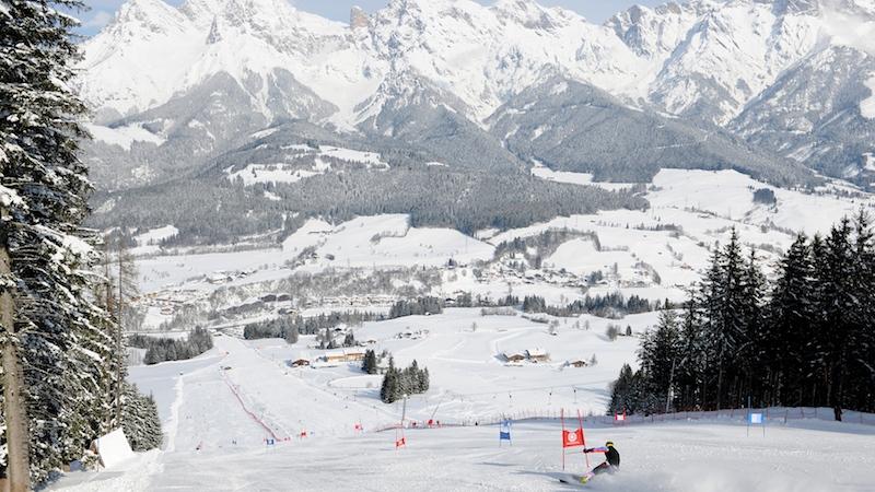 Hochkoenig Hinterreit Training Ein Winterurlaub am Hochkönig gibt neue Kraft