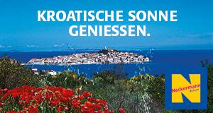 Werbebanner160x3001 Kroatien  das Land der 1.000 Inseln bietel viel Abwechslung