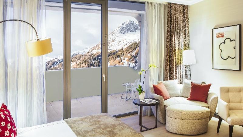 DELUXE TWIN BED VIEW Ein außergewöhnliches 5 Sterne Hotel