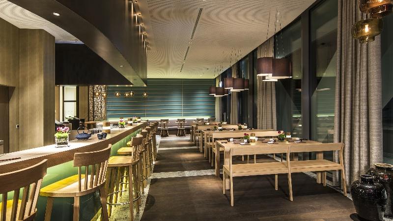 MATSU ASIAN DINING BAR Ein außergewöhnliches 5 Sterne Hotel
