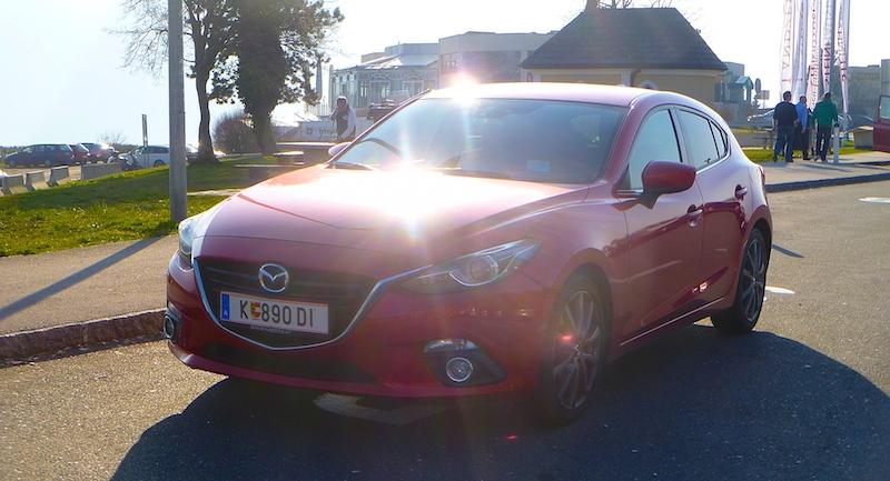 P1030249 Der neue Mazda 3 im Test