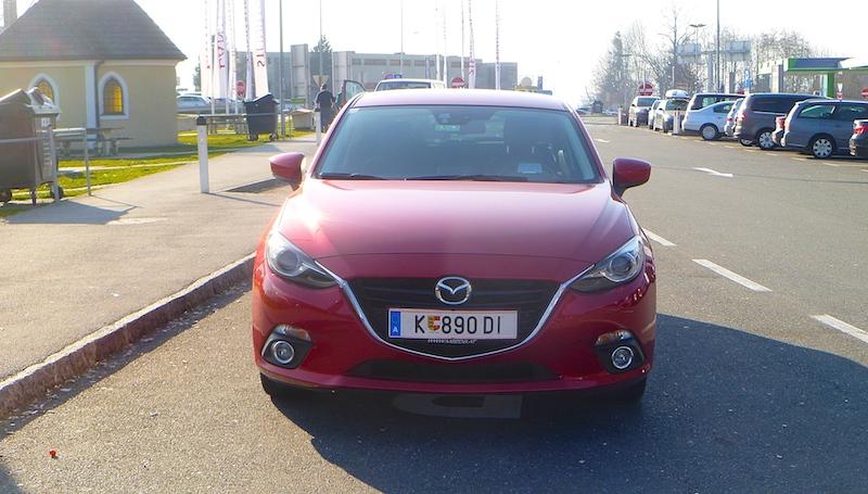 P1030250 Der neue Mazda 3 im Test