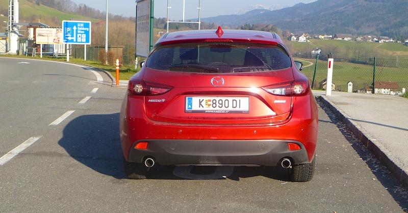 P1030251 Der neue Mazda 3 im Test