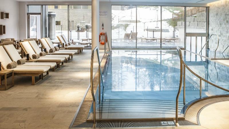 SPA SWIMMING POOL Ein außergewöhnliches 5 Sterne Hotel