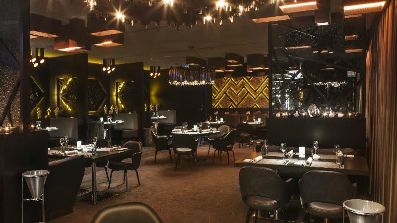STUDIO GRIGIO TABLE SETTING Ein außergewöhnliches 5 Sterne Hotel