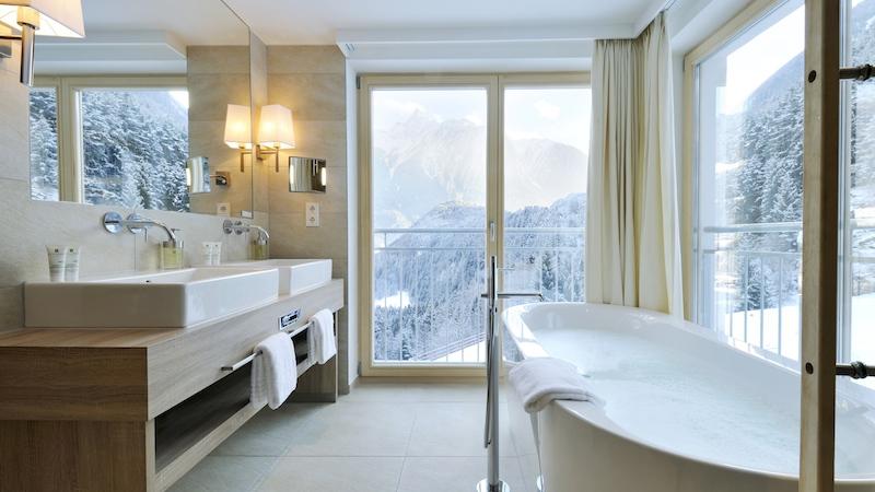 SuiteSeniorBad Der Traum von einem Hotel ist Realität geworden