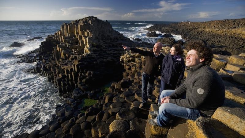 GiantsCauseway Nordirland zu besuchen, fasziniert immer wieder
