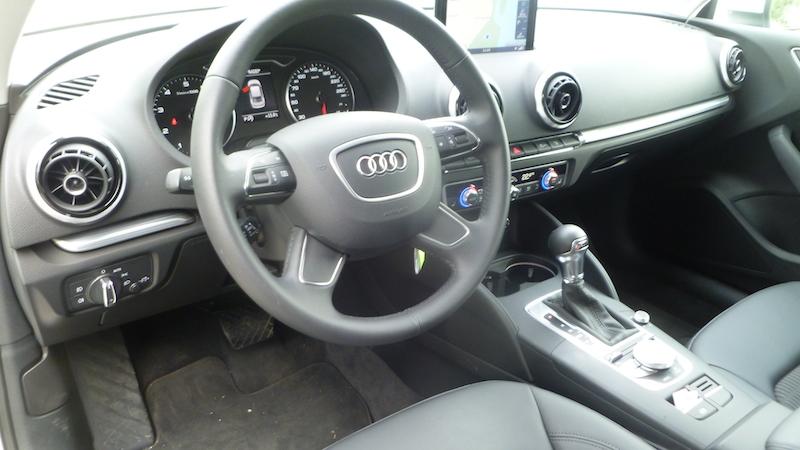 P1030299 Der neue Audi A3 im Praxistest