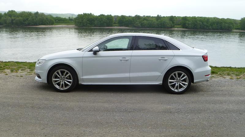P1030300 Der neue Audi A3 im Praxistest