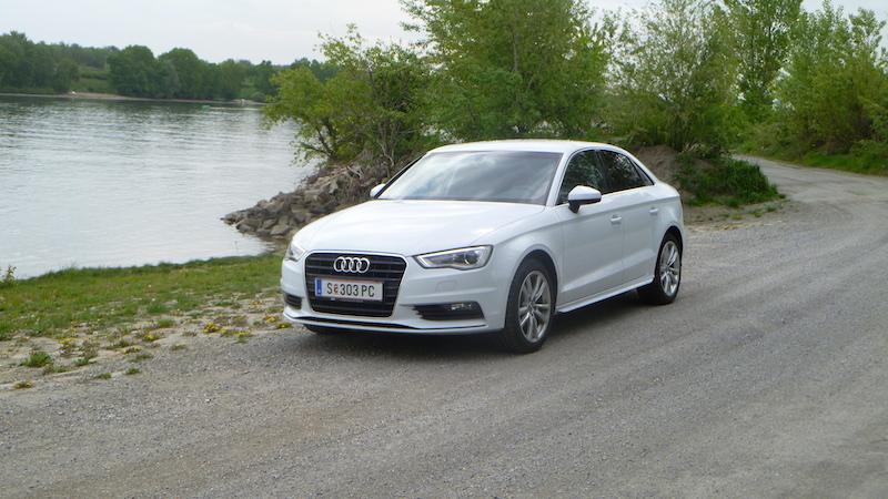 P1030301 Der neue Audi A3 im Praxistest