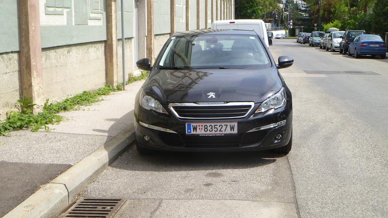 P1030309 Peugeot 308 im Test