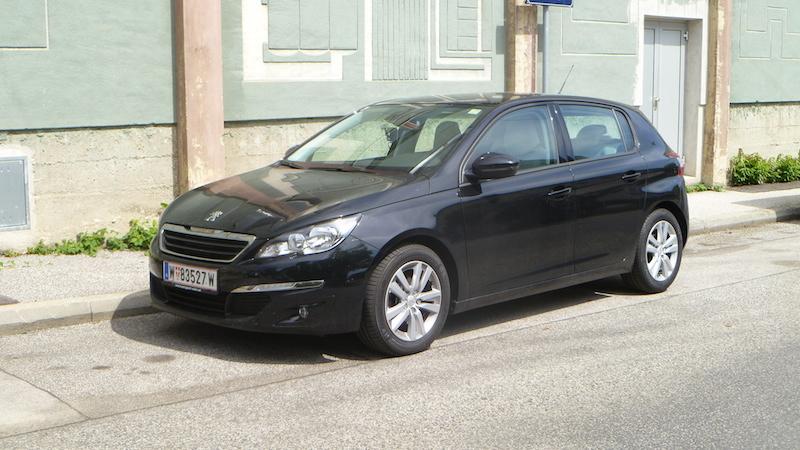 P1030310 Peugeot 308 im Test