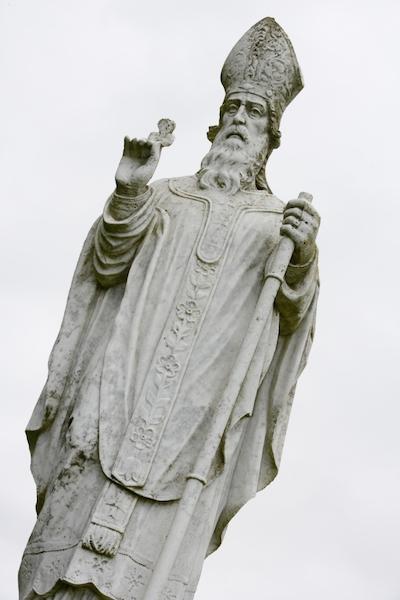 StPatrick Nordirland zu besuchen, fasziniert immer wieder