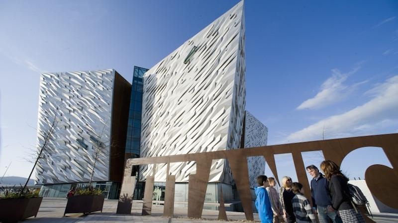 TitanicBelfast Nordirland zu besuchen, fasziniert immer wieder