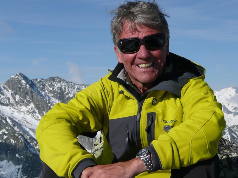 c Peter Habeler Winter 11 Peter Habeler im Gespräch