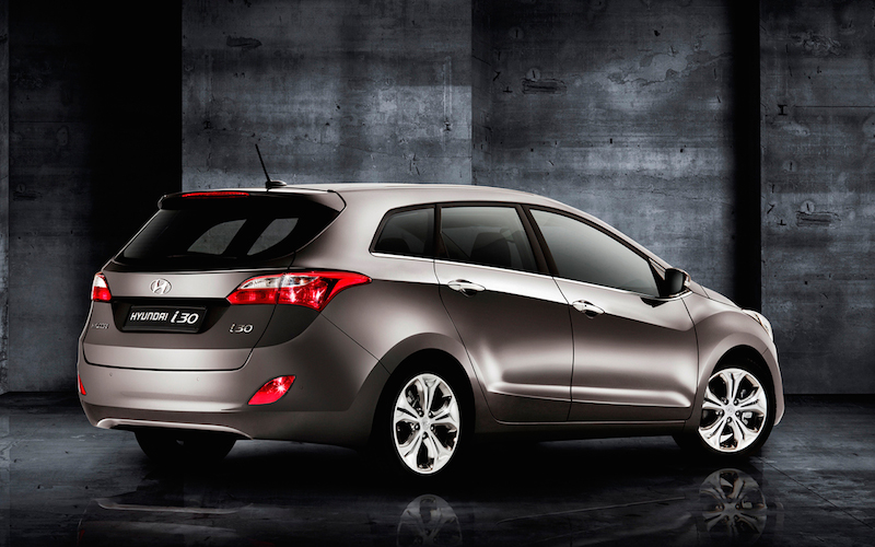 i30Kombi 03 Hyundai i30 GO Plus Kombi im Test
