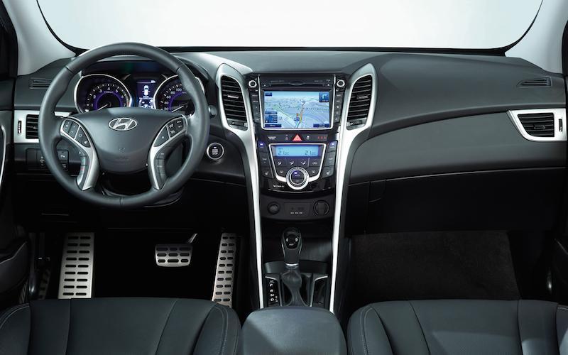 i30 03 Hyundai i30 GO Plus Kombi im Test
