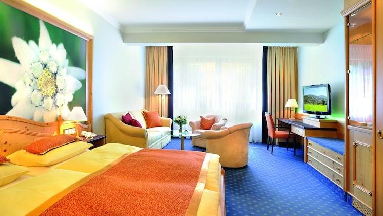 Hotel EUROPÄISCHER HOF Doppelzimmer EUROPÄISCHER HOF leistet Beitrag zur Gesundheit