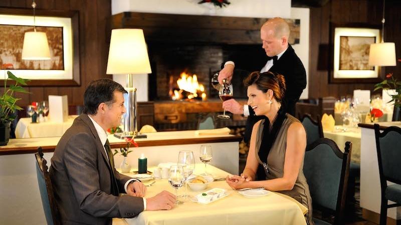 Hotel EUROPÄISCHER HOF Restaurant Kamin EUROPÄISCHER HOF leistet Beitrag zur Gesundheit