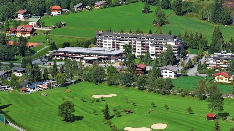 Hotel EUROPÄISCHER HOF Sommer EUROPÄISCHER HOF leistet Beitrag zur Gesundheit