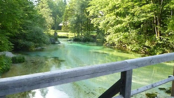 P1020254 Der Nationalpark Triglav in Slowenien