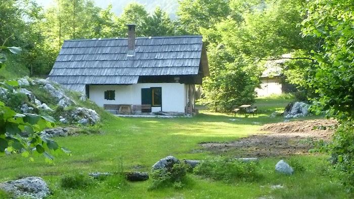P1020257 Der Nationalpark Triglav in Slowenien