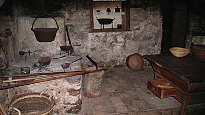 crna kuhna 400 Der Nationalpark Triglav in Slowenien