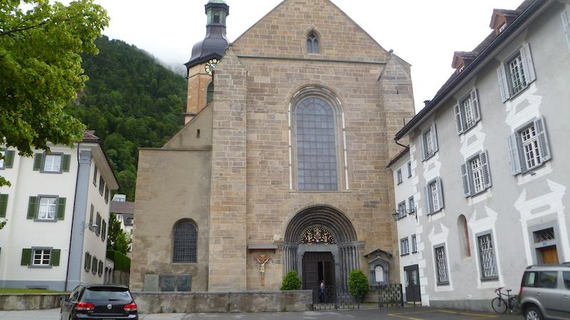 P10308521 Chur die älteste Stadt in der Schweiz