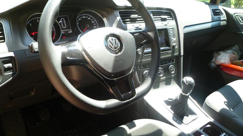 P1030988 VW Golf Variant im Test