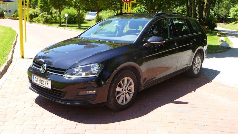P1030994 VW Golf Variant im Test