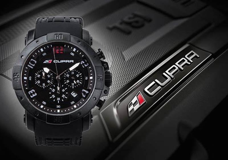 Teaser CUPRA Chronograph Uhren von anderen Markenhersteller werden immer beliebter