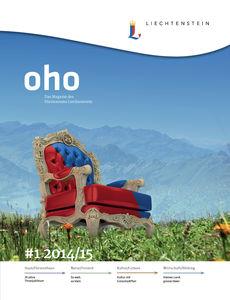 oho   das neue Liechtenstein Magazin