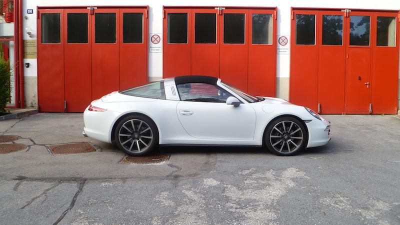 P1040035 Die Ikone: Porsche 911