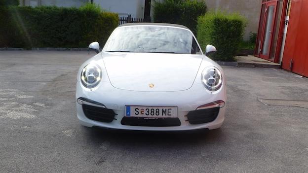 P1040037 Die Ikone: Porsche 911