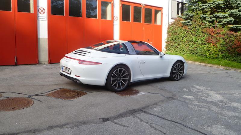 P1040039 Die Ikone: Porsche 911