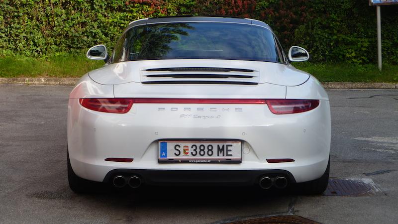 P1040040 Die Ikone: Porsche 911
