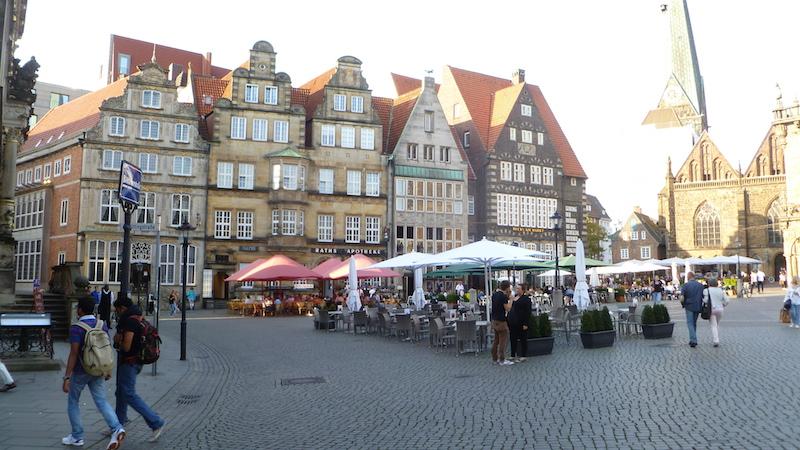 P10401251 UNESCO Welterbe von Bremen bis Wismar. Teil 1
